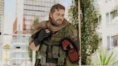 MGSV The Phantom Pain Venom Snake Sc No Patch v6 para GTA San Andreas
