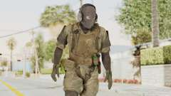 MGSV Phantom Pain Wandering MSF