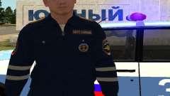 El sargento de DPS