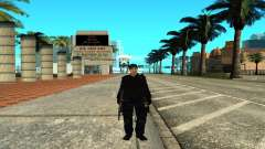 Police SWAT Skin for GTA San Andreas para GTA San Andreas