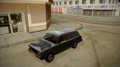 VAZ 2104 con un gran tronco para GTA San Andreas