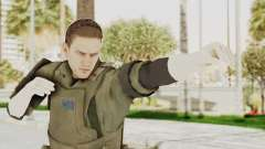 MGSV Ground Zeroes MSF Medic para GTA San Andreas