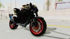Kawasaki Ninja 250R Naked Camouflage