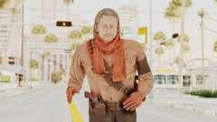 MGSV Phantom Pain Ocelot Motherbase v2 para GTA San Andreas
