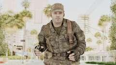 COD BO SOG Mason v2 para GTA San Andreas