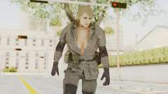 MGSV Phantom Pain Quiet Sniper Wolf para GTA San Andreas