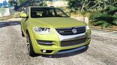 Volkswagen Touareg R50 2008 para GTA 5