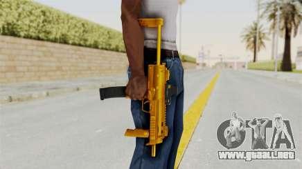MP7A1 Gold para GTA San Andreas