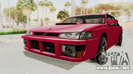 Kartin Sultan RS para GTA San Andreas