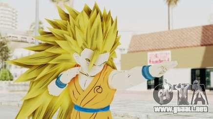 Dragon Ball Xenoverse Gohan Teen DBS SSJ3 v2 para GTA San Andreas
