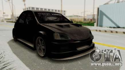 Dacia Logan Loco Tuning para GTA San Andreas
