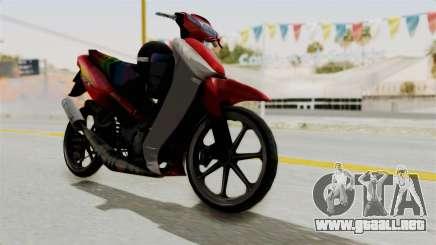 Suzuki RGX 120 para GTA San Andreas