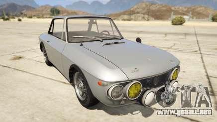 Lancia Fulvia para GTA 5