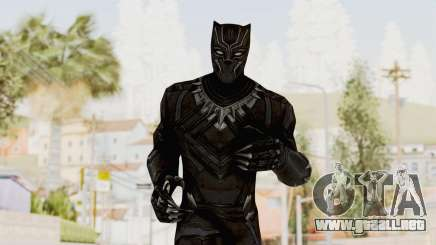 Marvel Future Fight - Black Panther (Civil War) para GTA San Andreas
