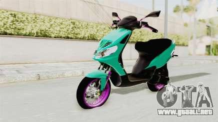 Piaggio 200 CC Lockstyle para GTA San Andreas