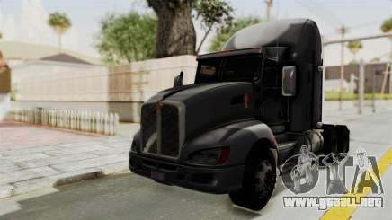 Kenworth T660 Sleeper para GTA San Andreas