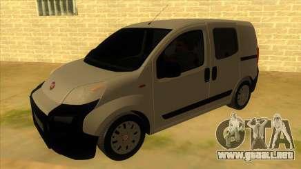 Fiat Fiorino Combi Mix para GTA San Andreas