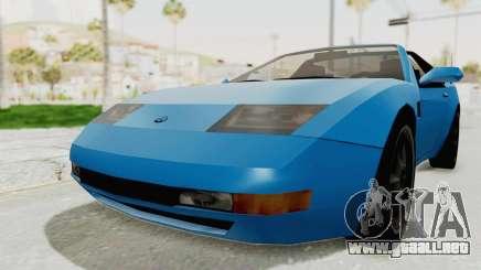 Annis Euros 3.0Z Turbo 1992 para GTA San Andreas