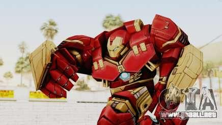 Marvel Future Fight - Hulk Buster Classic para GTA San Andreas