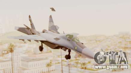 MIG-29A IRIAF para GTA San Andreas