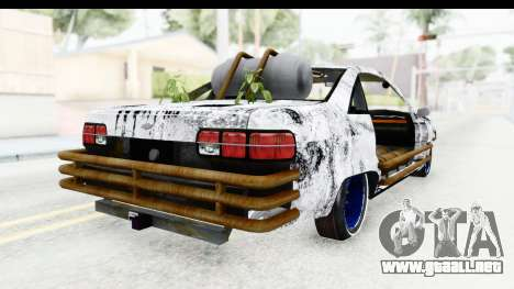 Chevrolet Caprice 2012 End Of The World para GTA San Andreas left