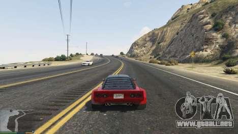 GTA 5 Faster AI Drivers 2.0 tercera captura de pantalla