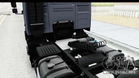 Volvo FMX Euro 5 v2.0.1 para vista lateral GTA San Andreas