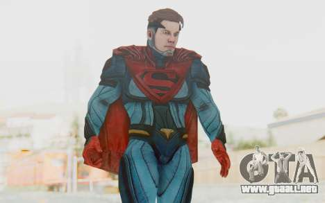 Injustice 2 - Superman para GTA San Andreas