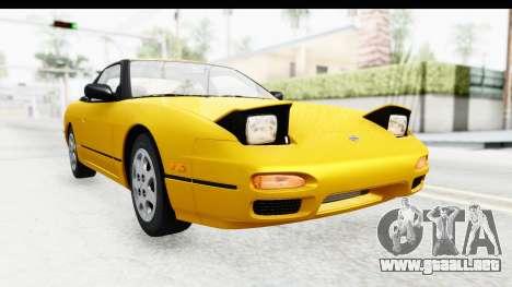 Nissan 240SX 1994 v1 para la visión correcta GTA San Andreas
