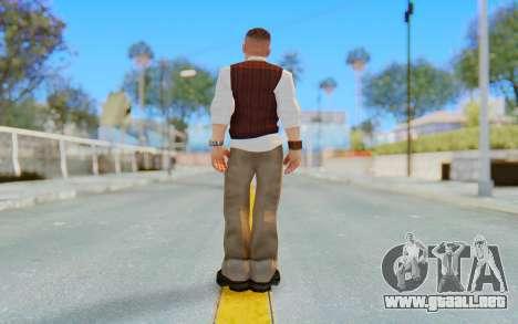 Gary Smith v2 para GTA San Andreas tercera pantalla