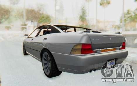GTA 5 Imponte DF8-90 IVF para GTA San Andreas left