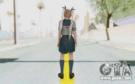 DoA 5: LR - Marie Rose (NewComer) para GTA San Andreas tercera pantalla