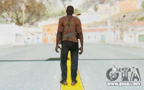 CoD MW3 Africa Militia v3 para GTA San Andreas tercera pantalla