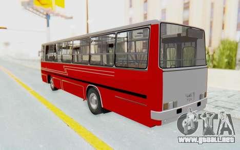 Ikarus 260 Istanbul para GTA San Andreas left