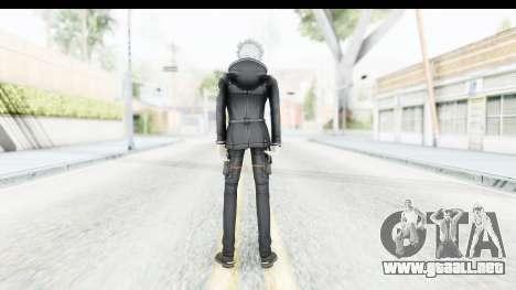 J Skin v2 para GTA San Andreas tercera pantalla