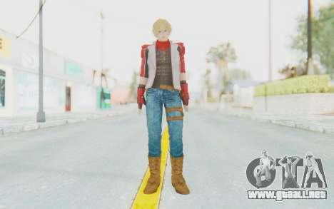 Leo Kliesen Skin para GTA San Andreas segunda pantalla