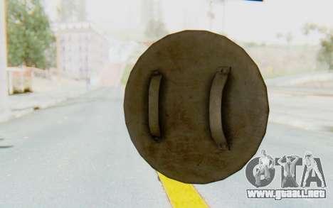 Amazonian Shield from IGAU para GTA San Andreas segunda pantalla