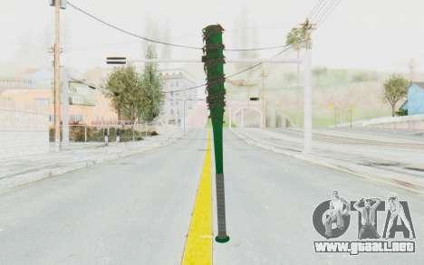 Lucile Bat v2 para GTA San Andreas segunda pantalla