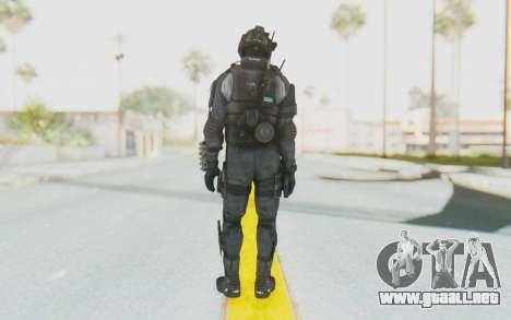 Federation Elite Shotgun Original para GTA San Andreas tercera pantalla