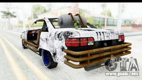 Chevrolet Caprice 2012 End Of The World para la visión correcta GTA San Andreas