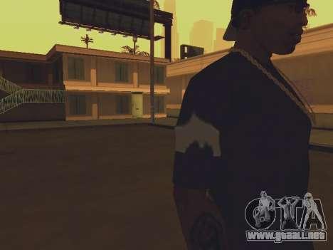 T-shirt soy BATMAN para GTA San Andreas tercera pantalla
