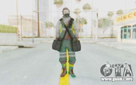 The Division Cleaners - Fumigator para GTA San Andreas segunda pantalla