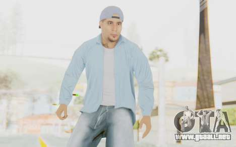 GTA 5 Aztecas Gang 1 para GTA San Andreas