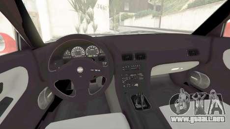 GTA 5 Nissan 180SX Type-X v1.0 vista lateral derecha