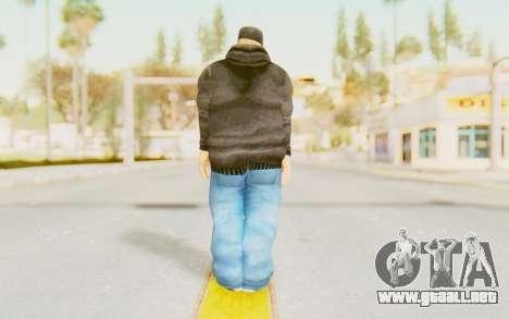 Def Jam Fight For New York - Fat Joe para GTA San Andreas tercera pantalla