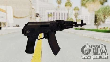 AK-74M v2 para GTA San Andreas tercera pantalla