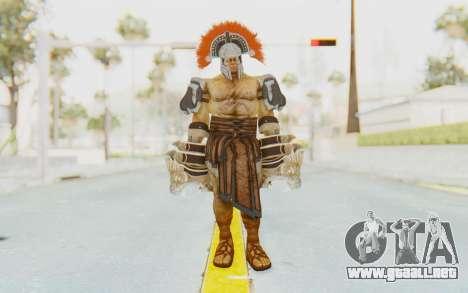 Hercules Skin v1 para GTA San Andreas segunda pantalla