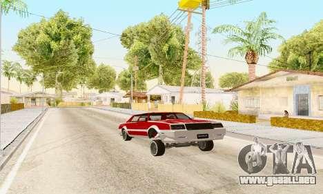 New Tahoma from GTA 5 para la visión correcta GTA San Andreas