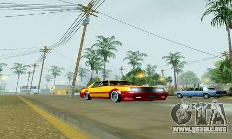 New Tahoma from GTA 5 para GTA San Andreas left