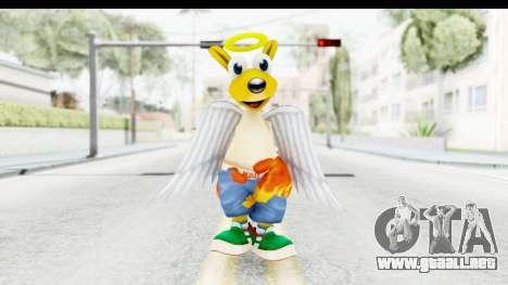 Kao Angel the Kangaroo Round 2 para GTA San Andreas segunda pantalla